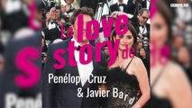 La love story de Penélope Cruz et Javier Bardem