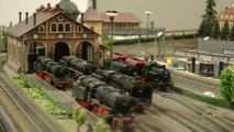 Toy Trains in N Scale - Model Railway Layout from the 1990's - Germany | Pilentum Television - The world of model trains