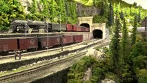 One of the finest and most famous model railroad layouts in the United States in HO scale | Pilentum Television - The world of model trains