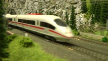Trains and Locomotives from Marklin | Pilentum Television - The world of model trains
