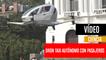 [CH] Drones taxis voladores autónomos con pasajeros