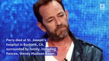 Luke Perry, 'Beverly Hills 90210' Star, Dead at 52