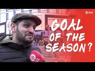 Andreas Pereira: GOAL OF THE SEASON? Manchester United 3-2 Southampton