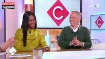 C à vous - Fabrice Luchini admiratif : Il rencontre Naomi Campbell (vidéo)