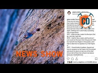 Adam Ondra Returns To His 9b Project Neanderthal | Climbing Daily Ep1360