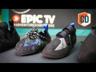 NEW Climbing Shoe Brand: Unparallel | Climbing Daily Ep.1362