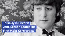 The Day John Lennon Sparked Outrage