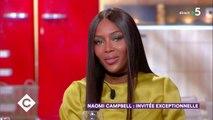 Naomi Campbell : invitée exceptionnelle ! - C à Vous - 04/03/2019