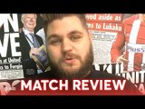 Howson: Crystal Palace 1-3 Manchester United PREMIER LEAGUE REVIEW