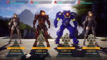 anthem lvl 30 anthem power leveling guide ANTHEM MAX LEVEL !!!!