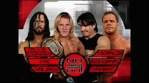 Chris Jericho vs. X-Pac vs. Eddie Guerrero vs. Chris Benoit (No Way Out 2001)