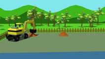 Fairy Tales for Kids | Kids story. Compilation | les Contes de fées Pour les Enfants des Tracteurs, des Pelles et d'Autres, cz.5