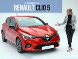 A bord de la Renault Clio 5 (2019)