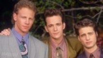 Ian Ziering, Molly Ringwald & More Pay Homage to Luke Perry | THR News