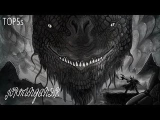5 Mythical Beings From Scandinavian & Norse Folklore That Terrified The Vikings...