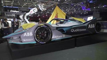 Geneva Motor Show 2019 Teaser Sports