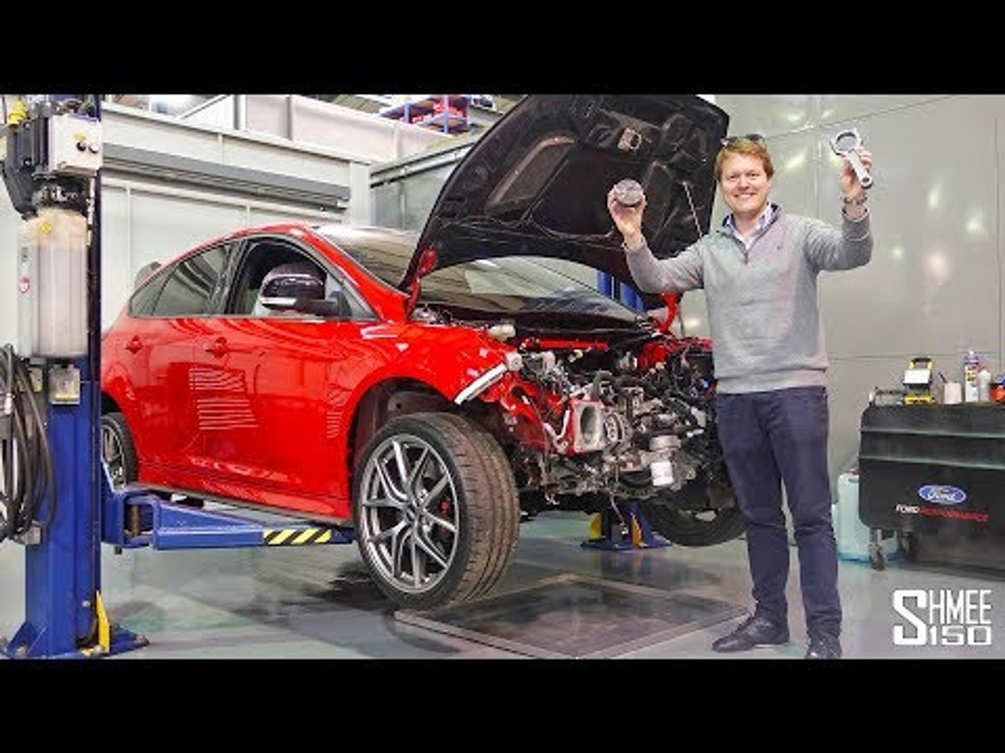 Here's What Mountune are Doing to My Focus RS! | PROJECT PART 8