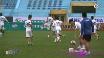Moses, Mc Donald vắng mặt, Tiến Dũng tiếp tục tập riêng ở buổi tập mới nhất của Hà Nội | HANOI FC