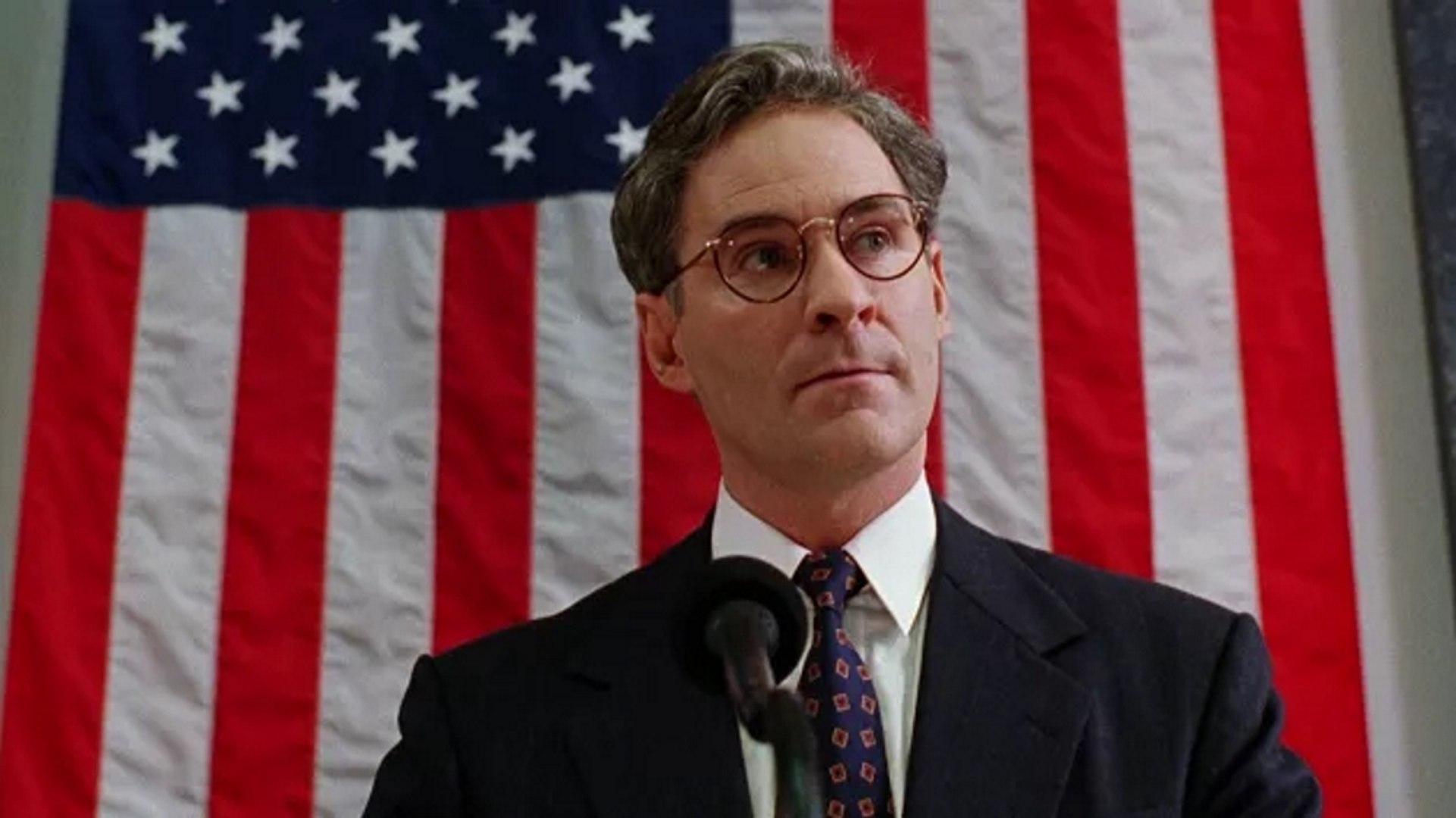 Dave Movie (1993)  Kevin Kline, Sigourney Weaver, Frank Langella