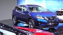 Nissan Maxima-Murano Reveal - Internal look at the LA Autoshow featuring Dan Mohnke