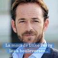 Les acteurs de Beverly Hills 90210 rendent hommage à Luke Perry