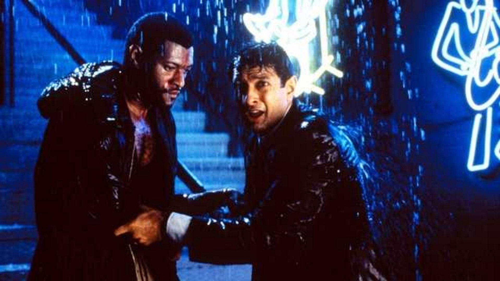 Deep Cover Movie (1992) Laurence Fishburne, Jeff Goldblum