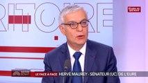 Loi mobilités : « Bercy veut faire un hold-up sur l'argent de la TICPE » dénonce Hervé Maurey