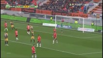 J27 : Lorient 1-3 USO (02/03/2019)