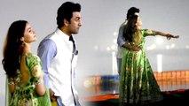 Ranbir Kapoor & Alia Bhatt Look So In Love At Brahmastra Logo Launch At Kumbh Mela