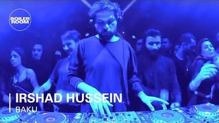 Irshad Hussein   Boiler Room x iN Baku