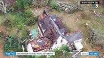 Alabama : une tornade fait au moins 23 morts