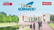 Assises de la Normandie 2019. INTERVIEW-Marie-Agnès Poussier Winsback,Vice-Présidente de la région Normandie en charge du tourisme et de l'attractivité