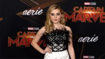 "Meg Donnelly ""Captain Marvel"" World Premiere Red Carpet"