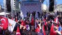Binali Yıldırım: Tuzla'da gıda üssü kuracağız, İstanbul'a buradan dağıtılacak - İSTANBUL