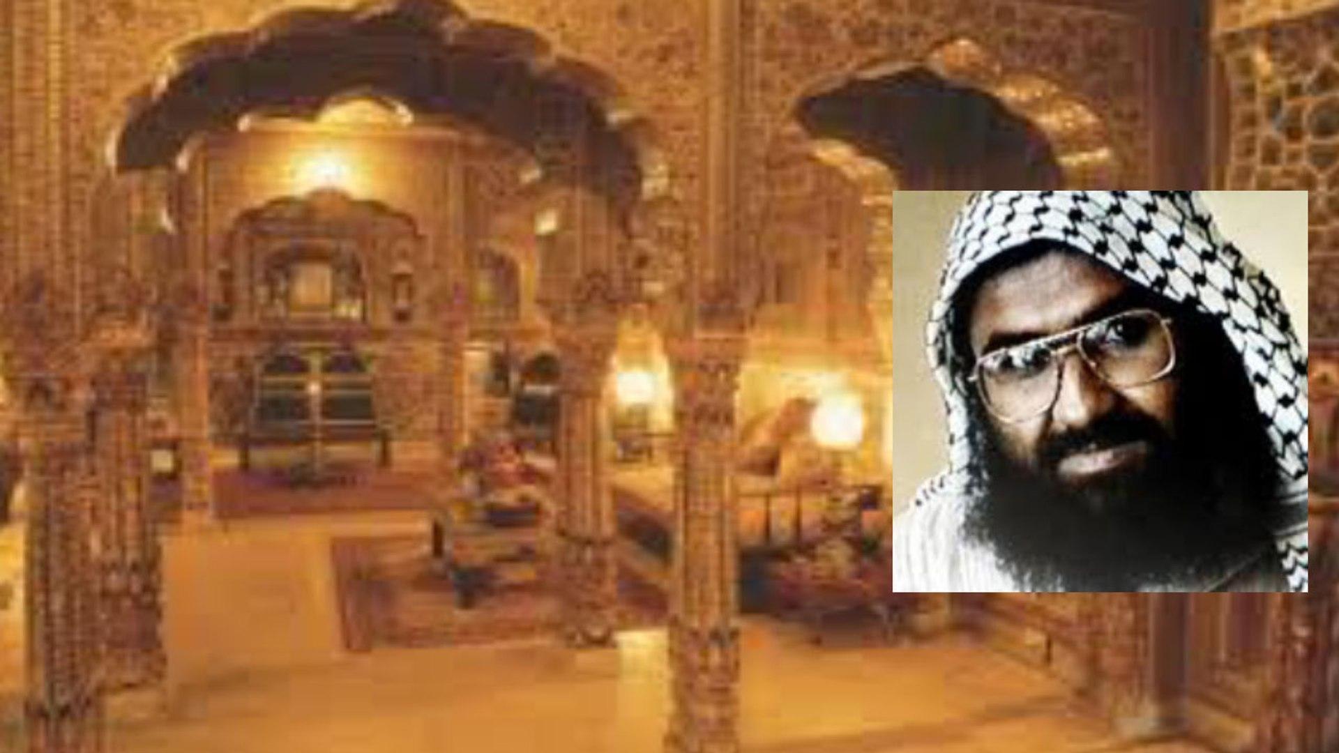 Jaish-E-Mohammed Chief Masood Azhar का 3-Star जैसा Terror Camp   वनइंडिया हिंदी