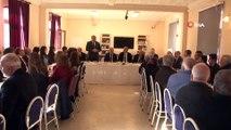 Fatih Belediye Başkan adayı Turan, Sahakyan Nunyan Ermeni İlkokulu'nu ziyaret etti