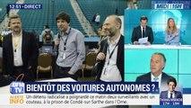 Des voitures miniatures et mini-robots pour tester les algorithmes de conduite autonome