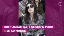 PHOTOS. Kristen Stewart, Monica Bellucci, Clémence Poésy... les people en nombre pour rendre hommage à Karl Lagerfeld au défilé Chanel