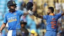 Ind vs Aus 2nd ODI | 2வது  ஒரு நாள் போட்டி : 250 ரன்களை நிர்ணயித்தது இந்தியா