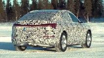 Audi e-tron Sportback Prototype Trailer