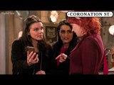 Coronation Street: Underworld roof collapses as someone seeks revenge on Carla