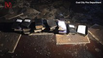 A Church Was Burned to Ashes But Firefighters Say All the Bibles Were Untouched by the Blaze