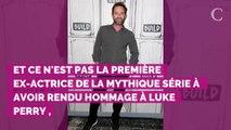 """""""Une perte si terrible"""" : le tendre hommage de Jennie Garth à Luke Perry"""
