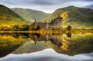 Les châteaux les plus féeriques d'Europe