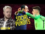 KEPA SAYS NO!!! | SOCIAL PUNDITS ft. Jaackmaate | X OddsM8 | EP 4