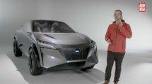 VÍDEO: Este es el Nissan IMq Concept, el futuro Qashqai eléctrico