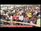 PM Narendra Modi addresses public meeting at Dhar, Madhya Pradesh