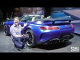 Check Out the New AMG GT R ROADSTER!   FIRST LOOK
