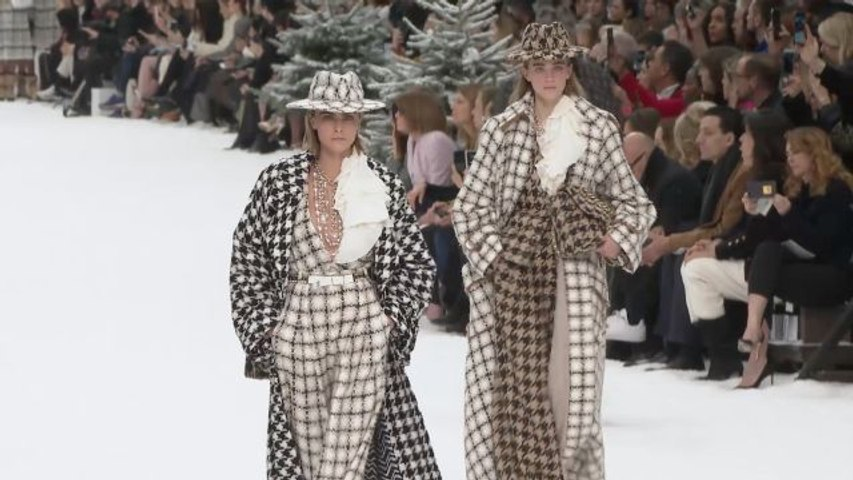 The Best Looks from the Chanel Fall 2019 Runway