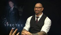 Spectre Villain Dave Bautista On Teaching Lea Seydoux The Ropes
